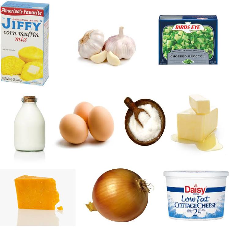 broc cheddar corn