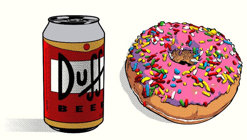 beer donuts