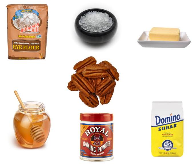 rye shortbread