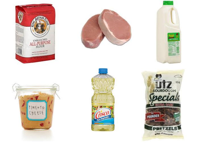 pimento pork