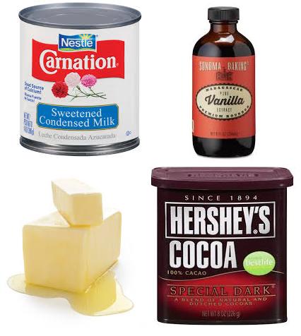 brigadeiro ingredients