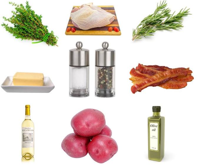 bacon-turkey-breast