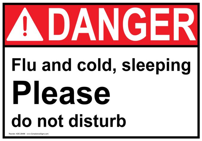 cold beware