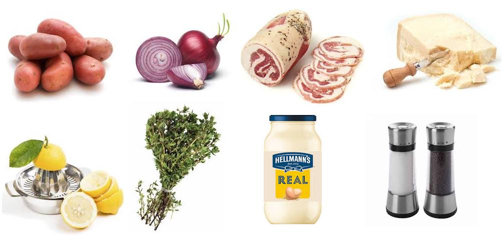 parma potato salad