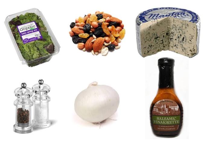 spouse salad