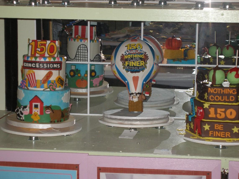150th cakes