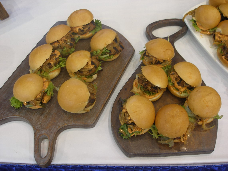 Lamb burgers Neomonde