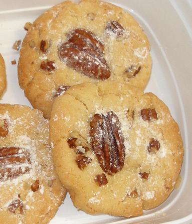 pecan cookies 3