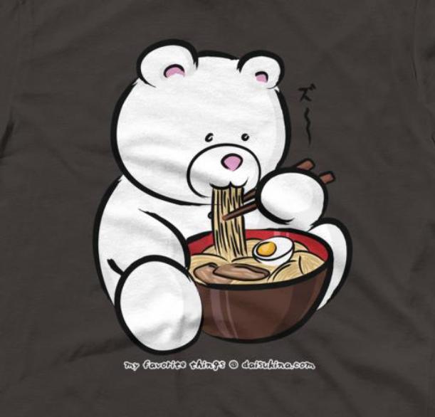 ramon bear