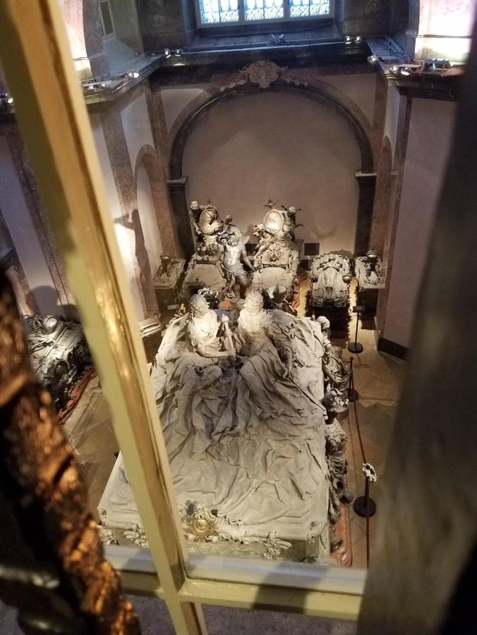 Maria Theresa's Crypt