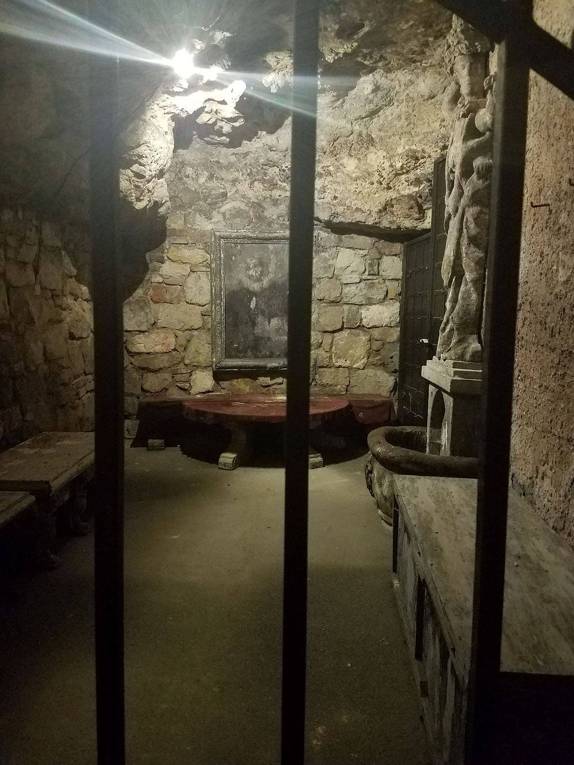 The Labyrinth of Buda Castle