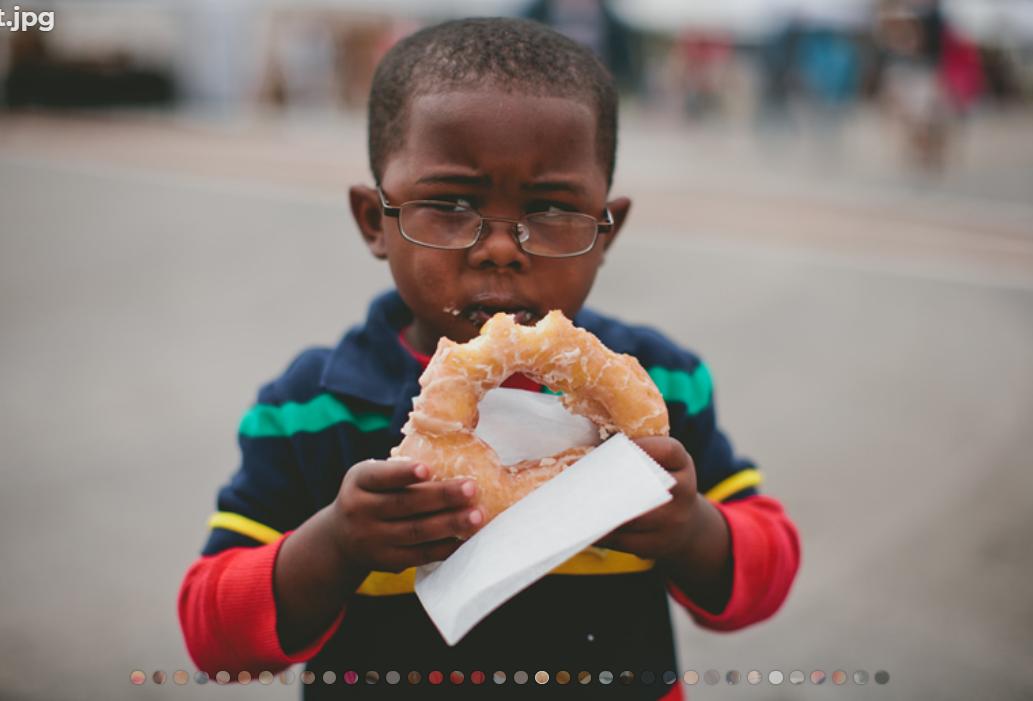 fair donut