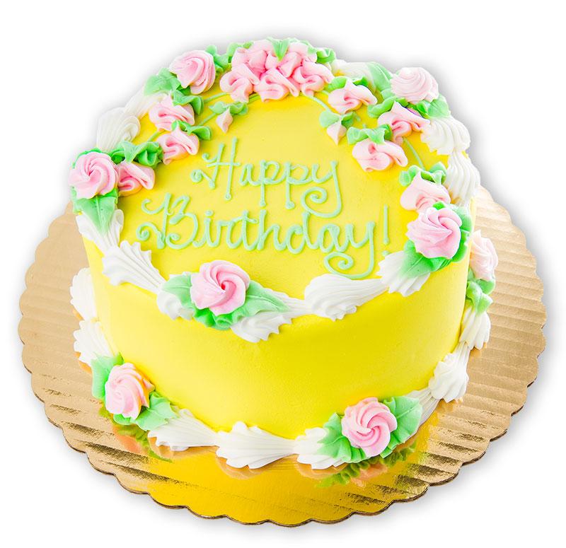 dewey's cake