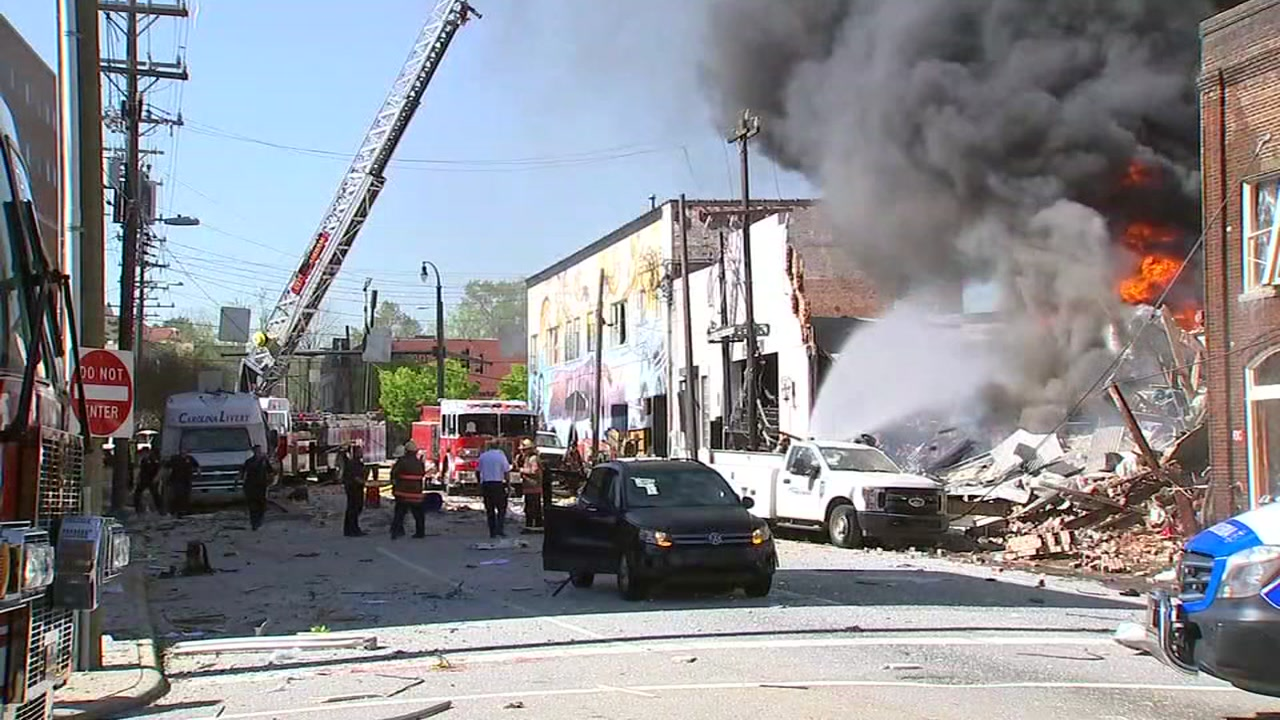 duke street explosion