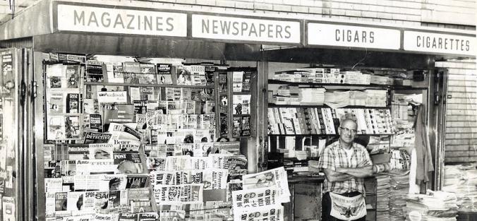 newstand