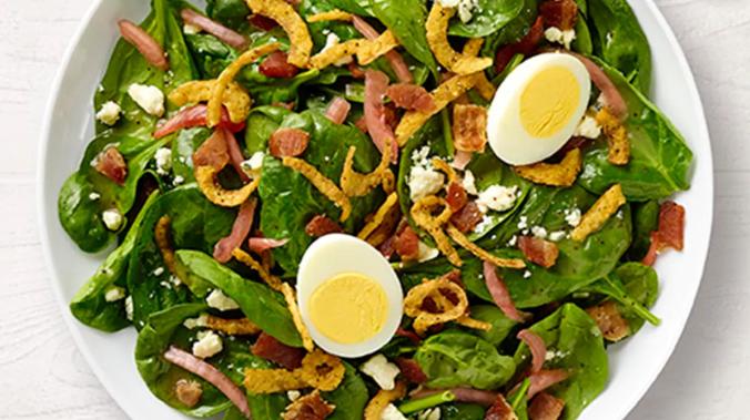 panera spinach