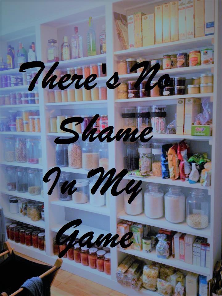 pantry game